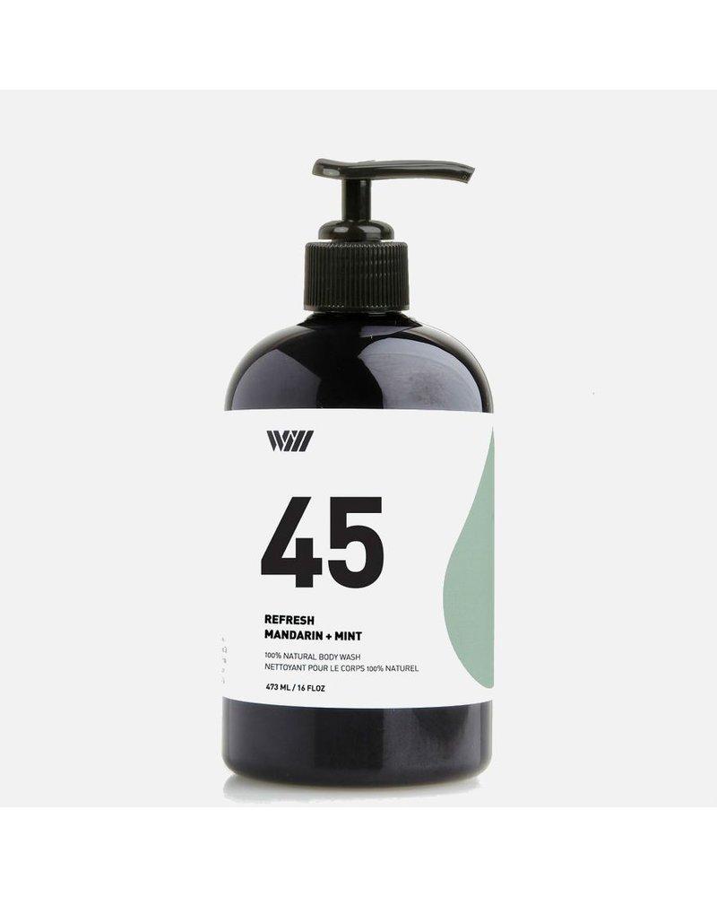 Way of Will Inc Refresh Body Wash