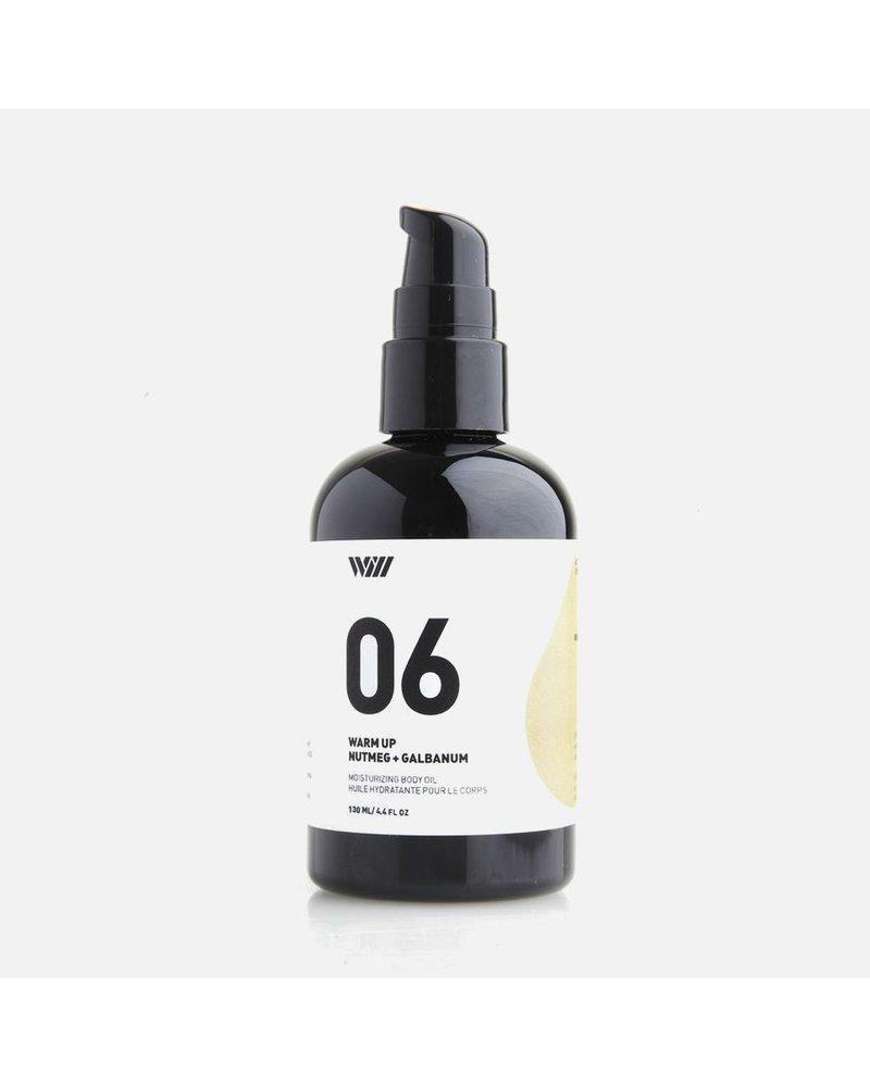 Way of Will Inc Nutmeg & Galbanum Body Oil