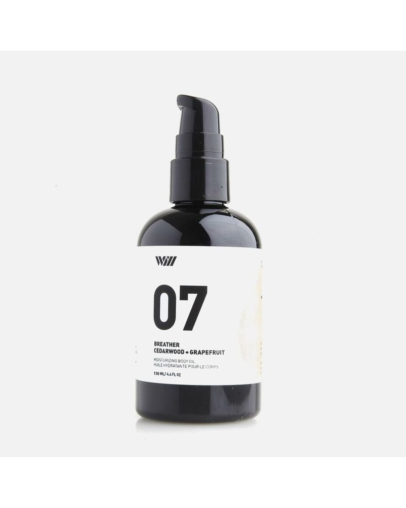 Way of Will Inc Cedarwood & Graperfruit Body Oil