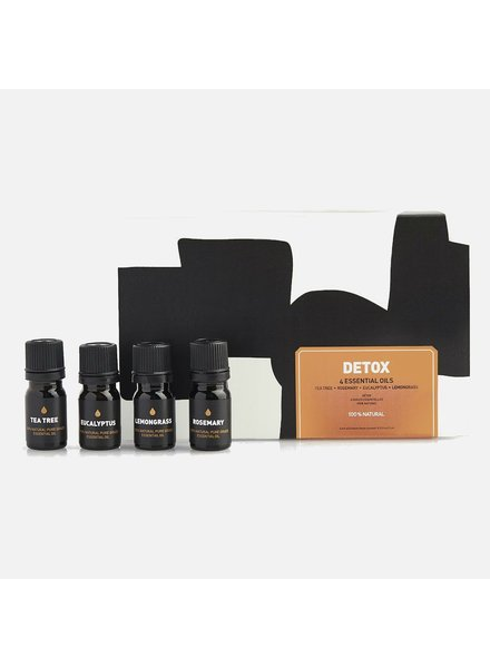 Way of Will Inc Detox Essential Oil Gift Set