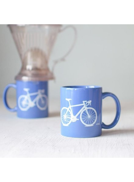 Vital Industries Double Bike Mug