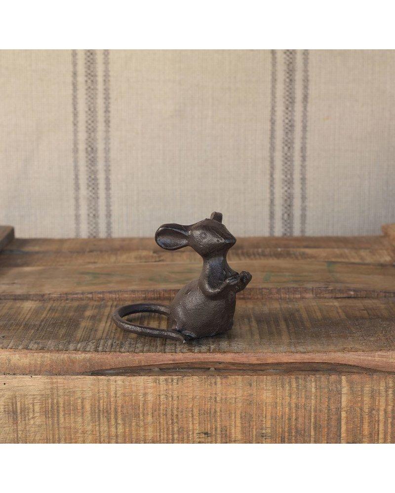 HomArt Black Talking Mouse - Set of 2
