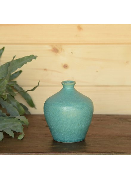 HomArt Anders Urn Vase - Teal