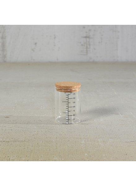 HomArt Milliliter Glass Canister - 175ml - Set of 2