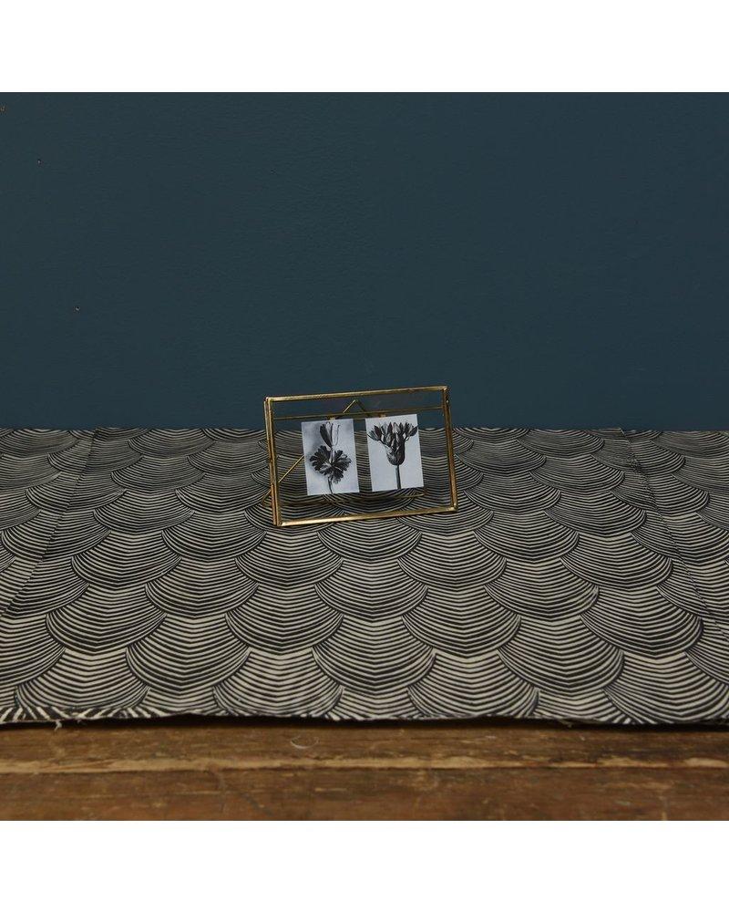 HomArt Monroe Easel Frame - Horizontal - Brass