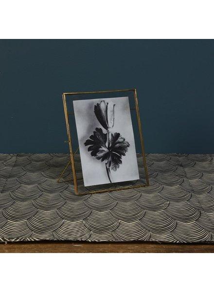HomArt Monroe Easel Frame - Vertical - Brass