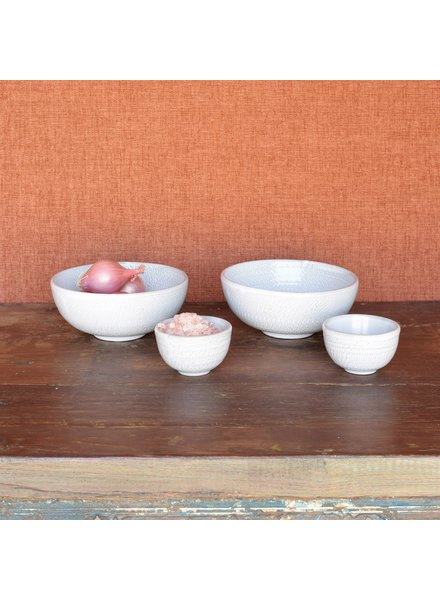 HomArt Roth Soup Bowl - White