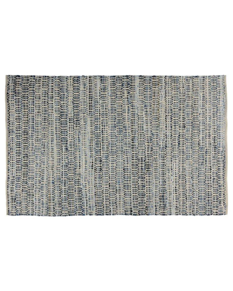 HomArt Strauss Rug 5x8 - Ogee Pattern