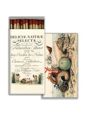 HomArt Matches - Shells 1775 - Red - Set of 3