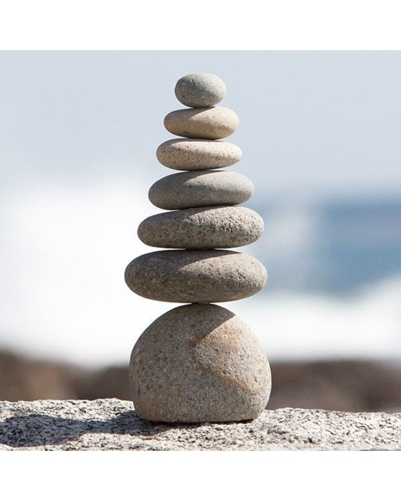 Garden Age Supply Septuple Rock Sculpture