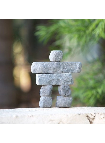 Garden Age Supply Inukshuk Rock Figure
