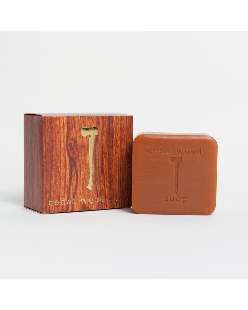 Cedar Wood Soap