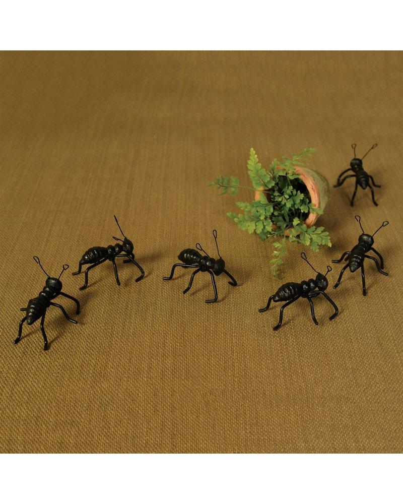 HomArt Ant, Cast Iron - Black