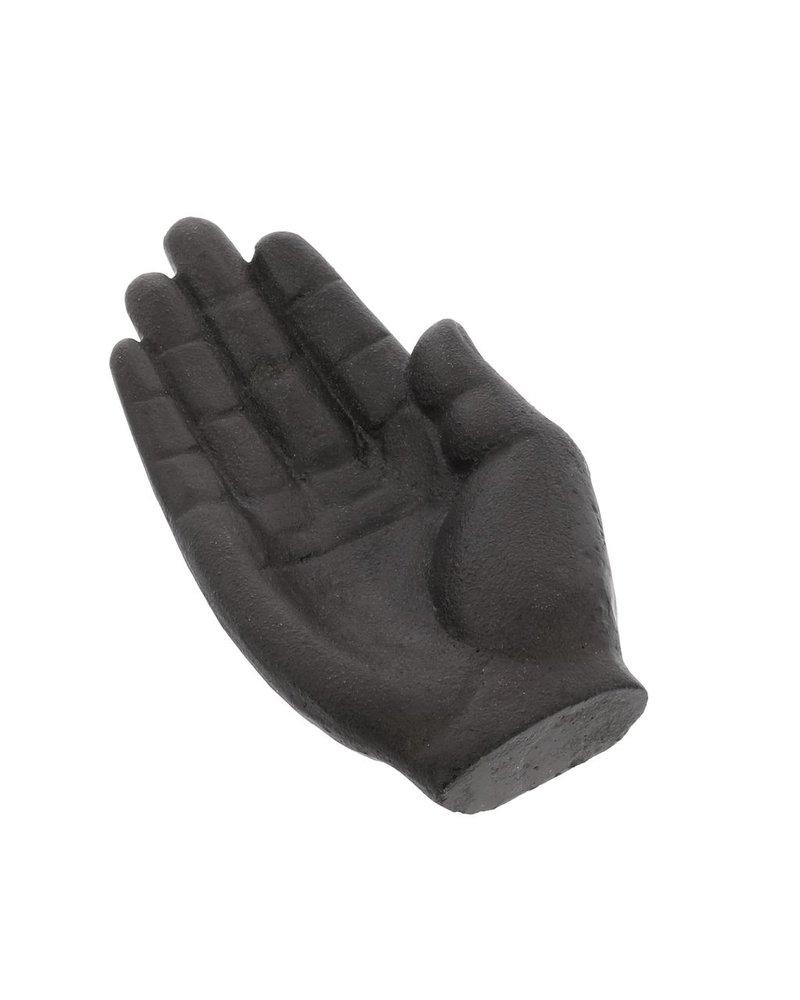 HomArt Single Hand Tray, Cast Iron - Black
