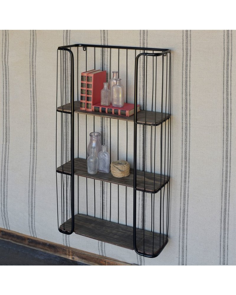 HomArt Billy Metal Wall Shelf
