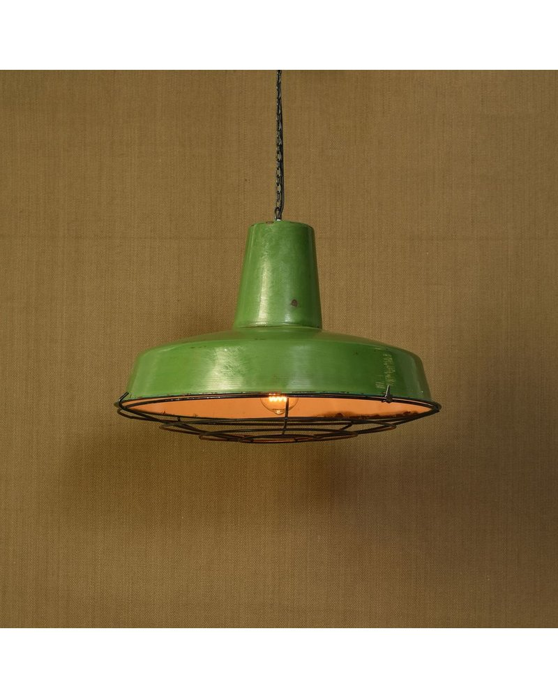 HomArt Cook Iron Pendant Lamp - Green