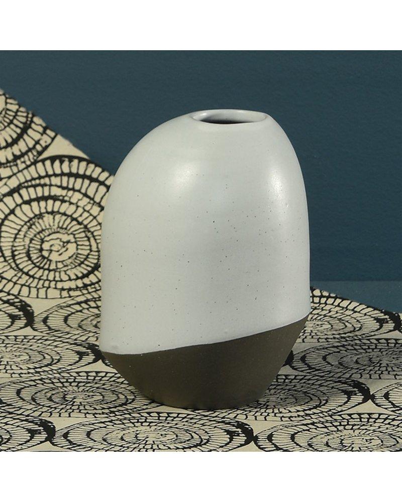HomArt Astrid Ceramic Vase - Sm
