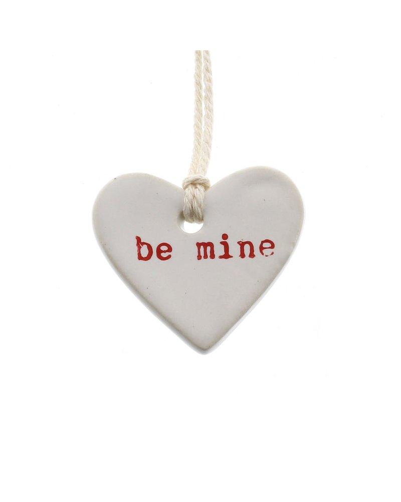 HomArt Ceramic Tag - Be Mine