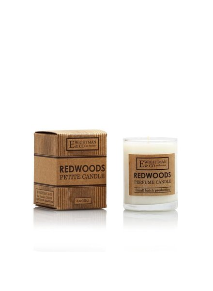 Petite Candle Redwoods 3oz