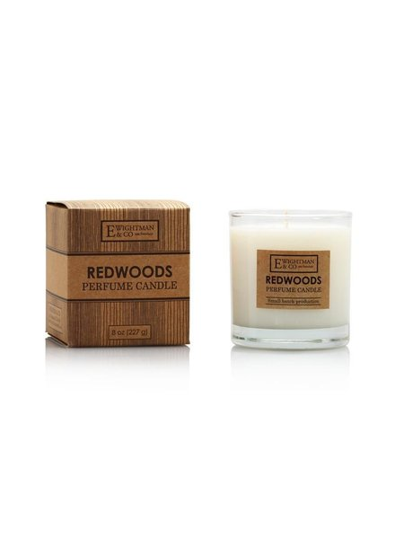 Perfume Candle Redwoods 8oz