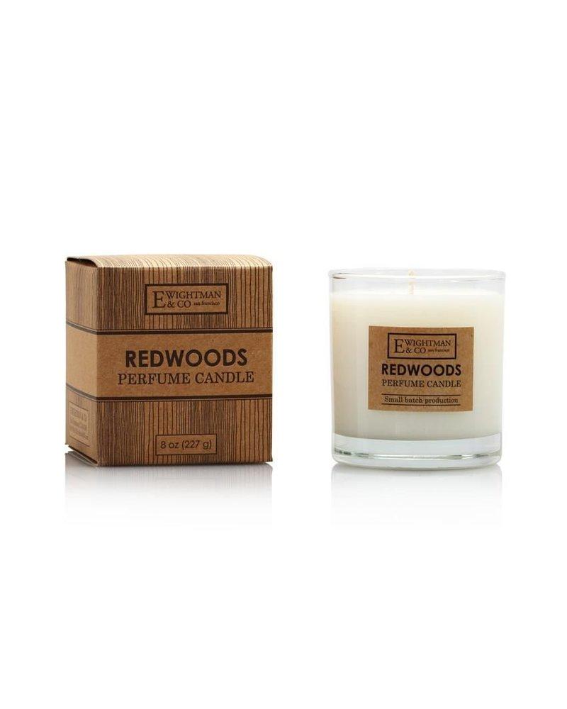 Perfume Candle Redwoods 8oz