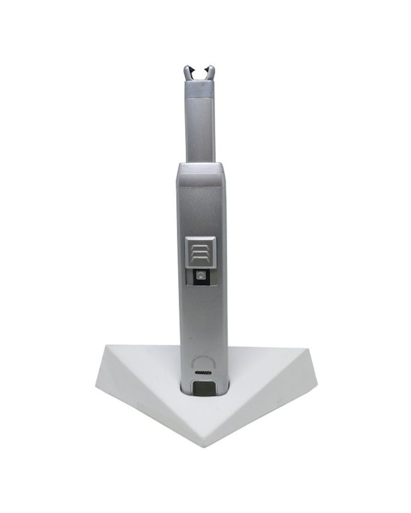 The USB Lighter Company USB Candle Lighter - Silver