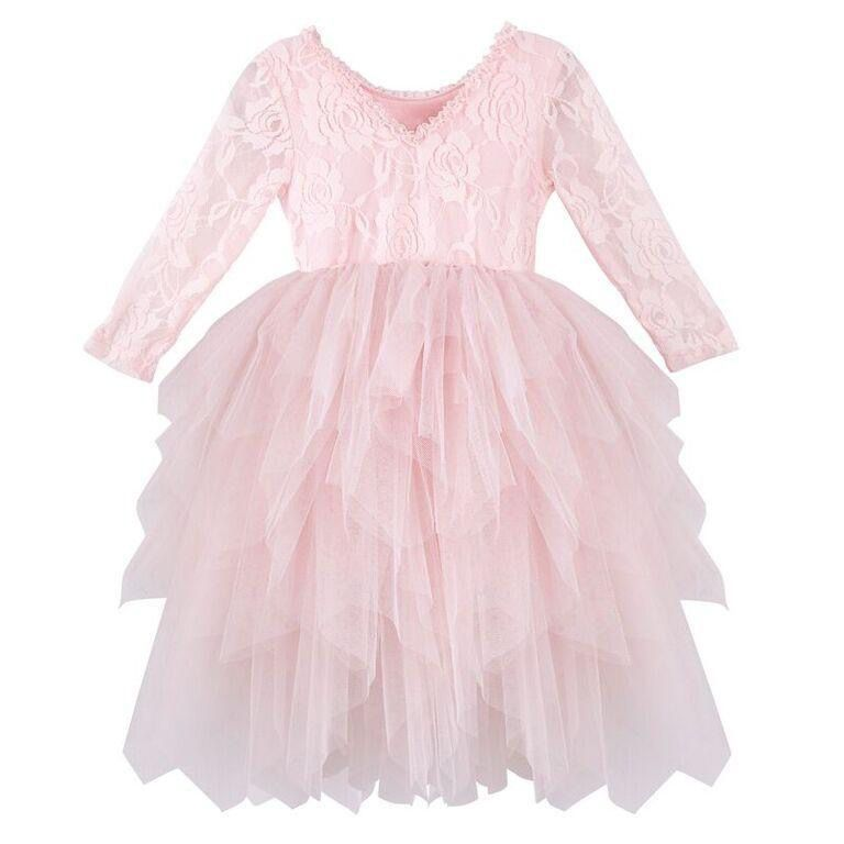 Australia Ella Lace Tutu - Pink Size 1
