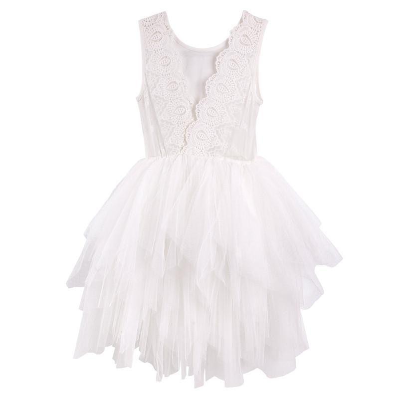 Australia Melody Tulle Dress - Ivory SIze 7