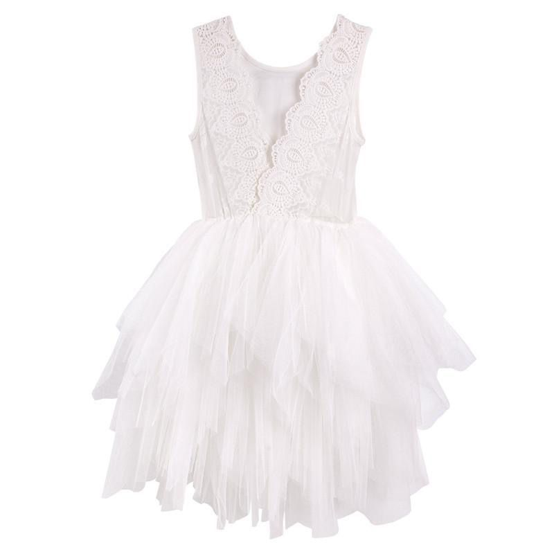 Australia Melody Tulle Dress - Ivory Size 4
