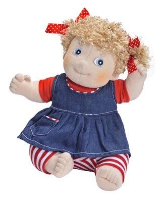 Europe Doll - Olivia - Rubens Kids