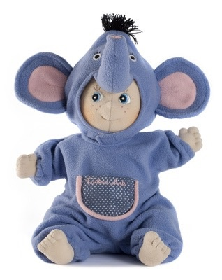 Europe Doll - Elephant - Rubens Ark