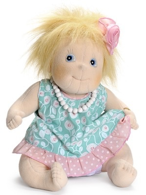 Europe Doll - Little Ida - Little Rubens
