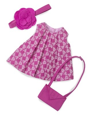 Europe Outfit - Rose garden Set - Rubens Cutie