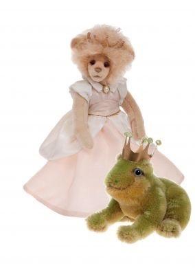 Australia Charlie Bears - Princess Fifi & Rebitt 2017 Isabelle
