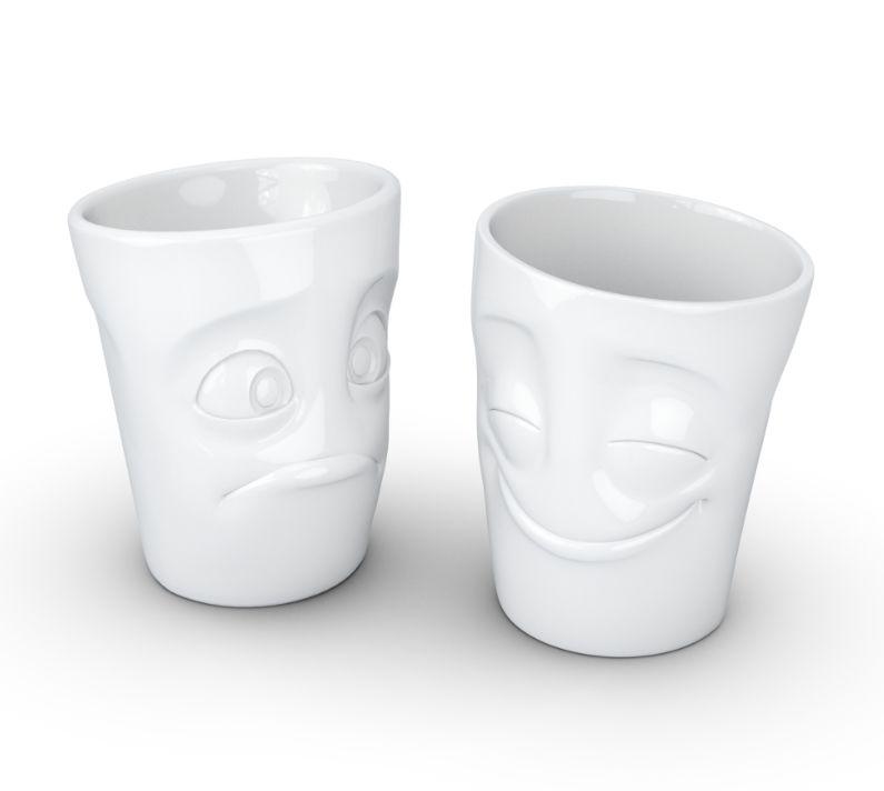 Europe Mug Set Cheery/Baffled