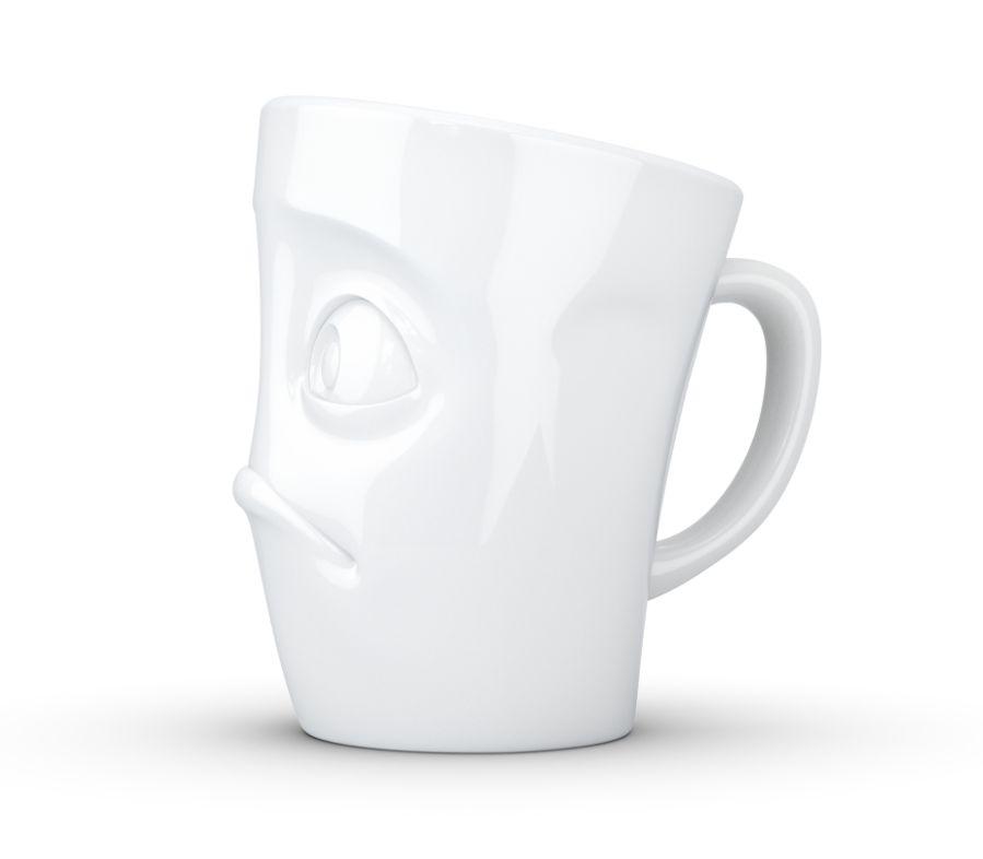 Europe Mug with handle Baffled