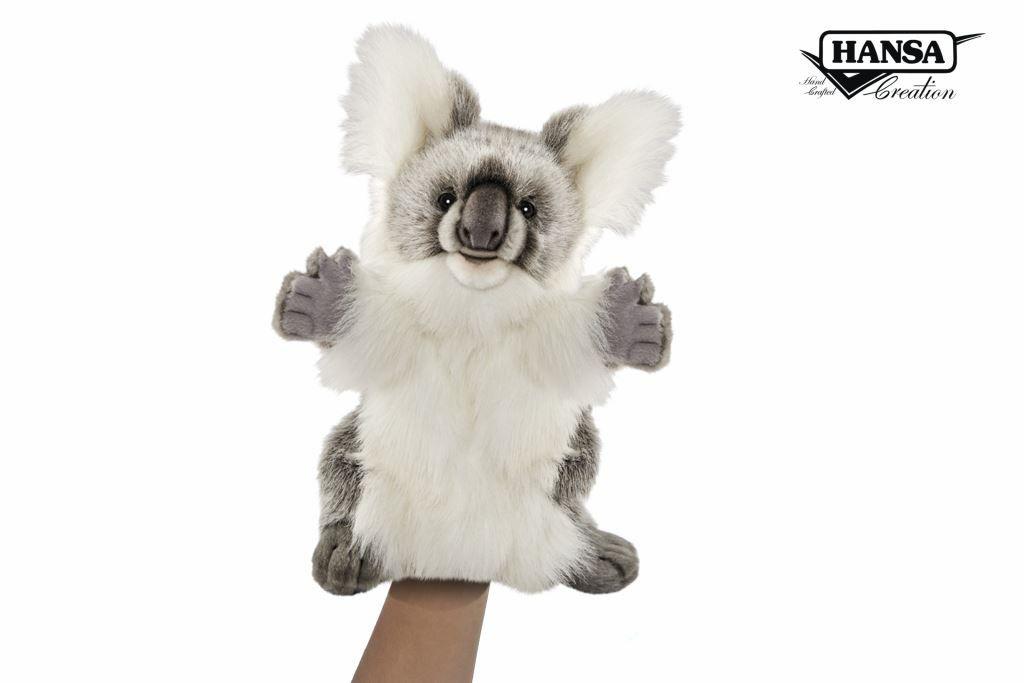 Australia Koala Puppet 23cm