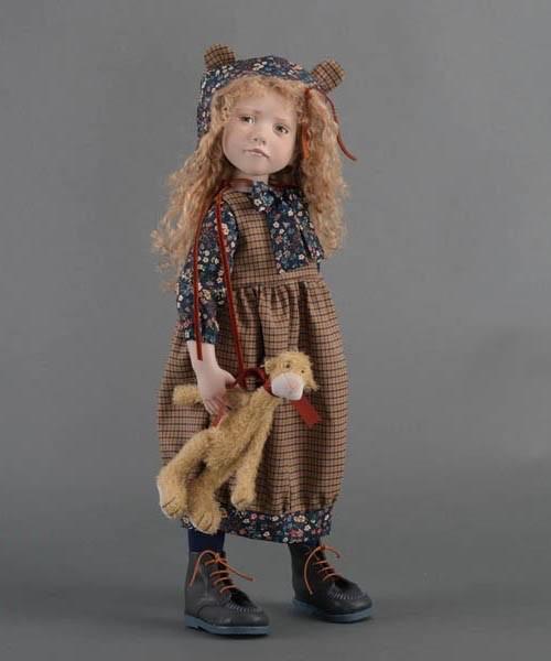 Europe Adelina Doll, 60cm Limited 75