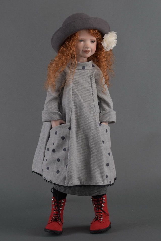 Europe Aglaia Doll, 75cm Limited 75
