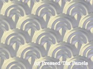 Australia Pressed Tin Scallop 1800x600