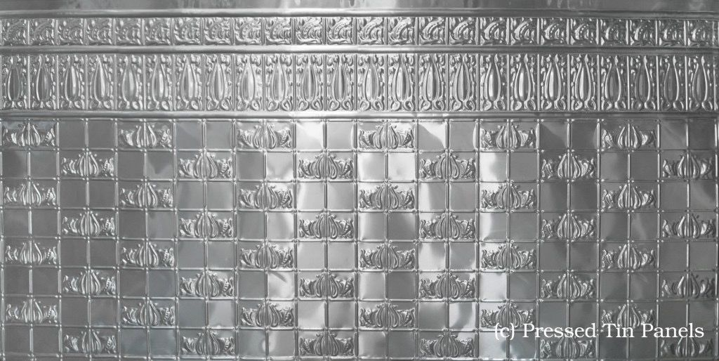 Australia Pressed Tin Wall Panel 1800x900