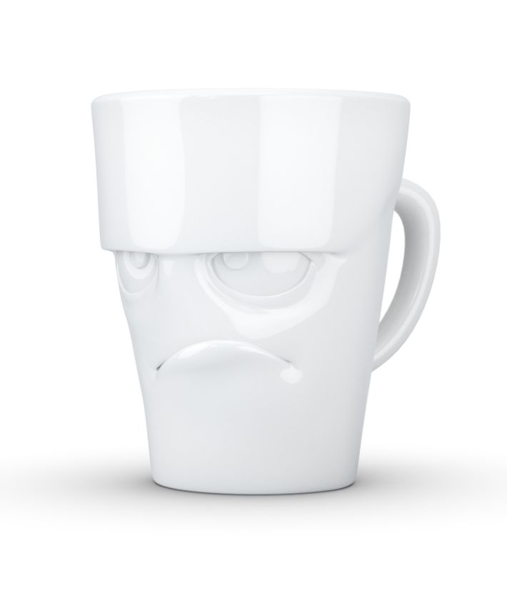 Europe Mug with handle Grumpy