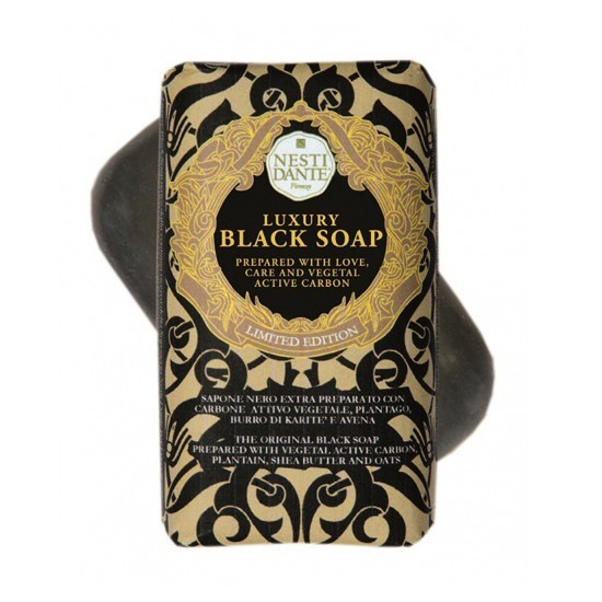 Australia Luxury Black Soap