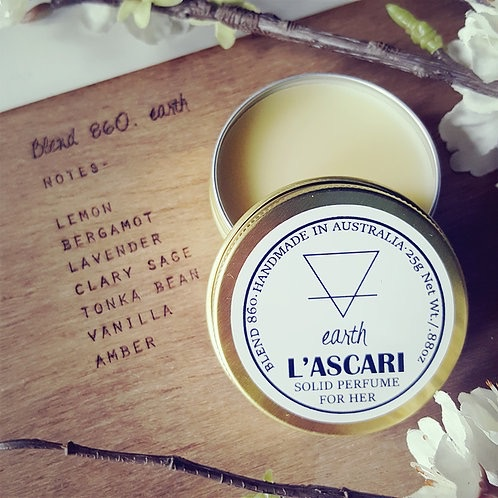 Australia Solid Perfume Earth