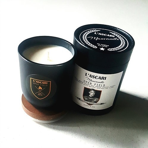 Australia Open field Mancandle 90g
