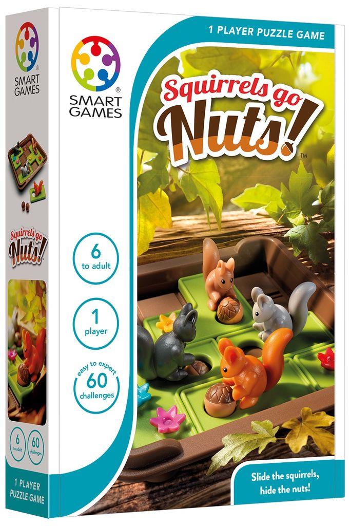 Australia Squirrels Go Nuts - Smart Game