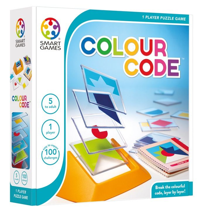 Australia Colour Code - Smart Game