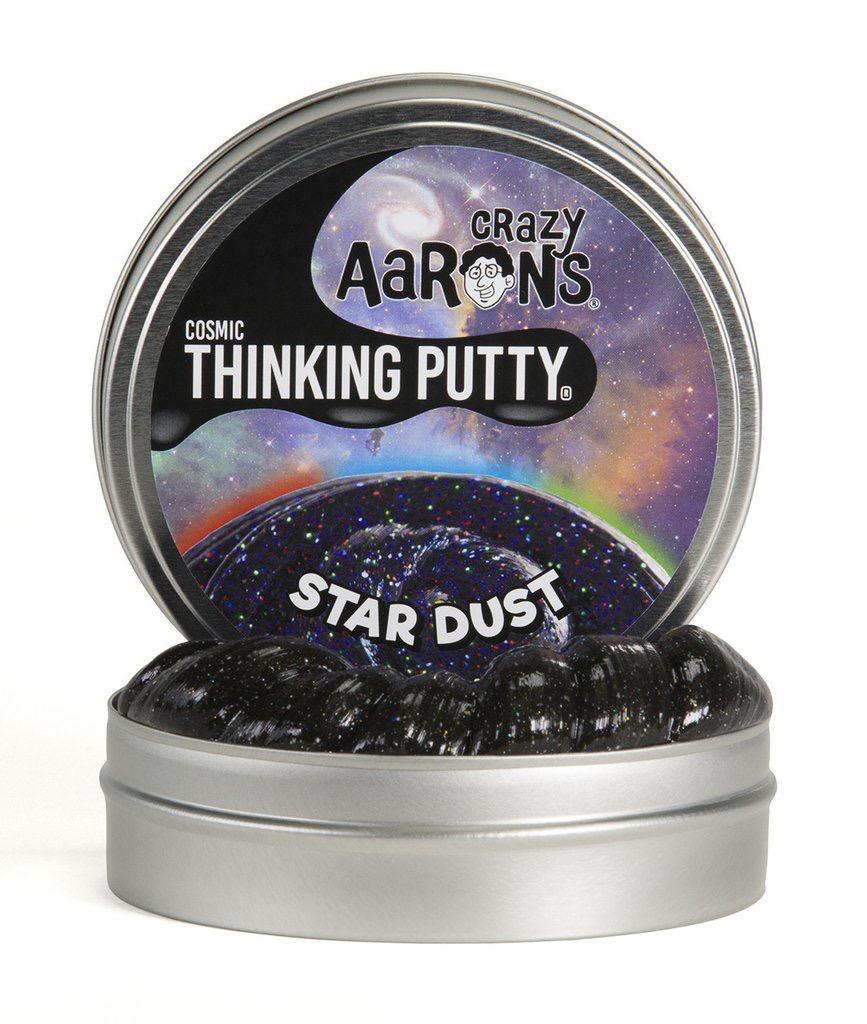 "Australia Star Dust - Thinking Putty 4"""