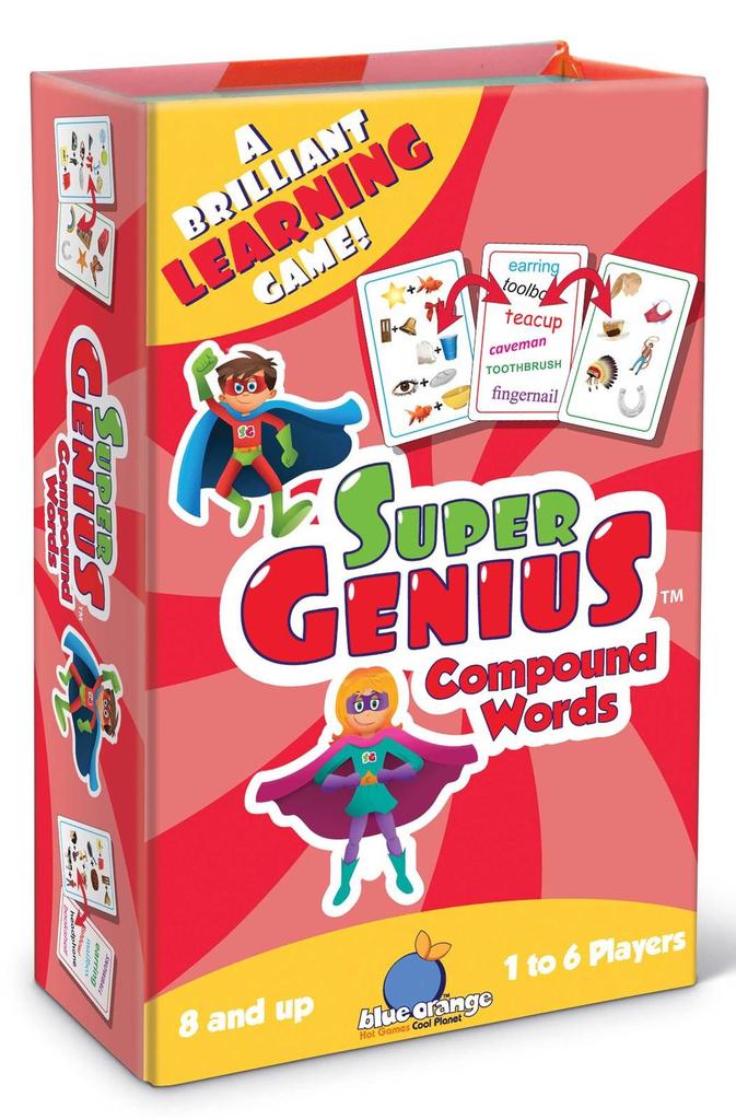 Australia Super Genius - Compound Words