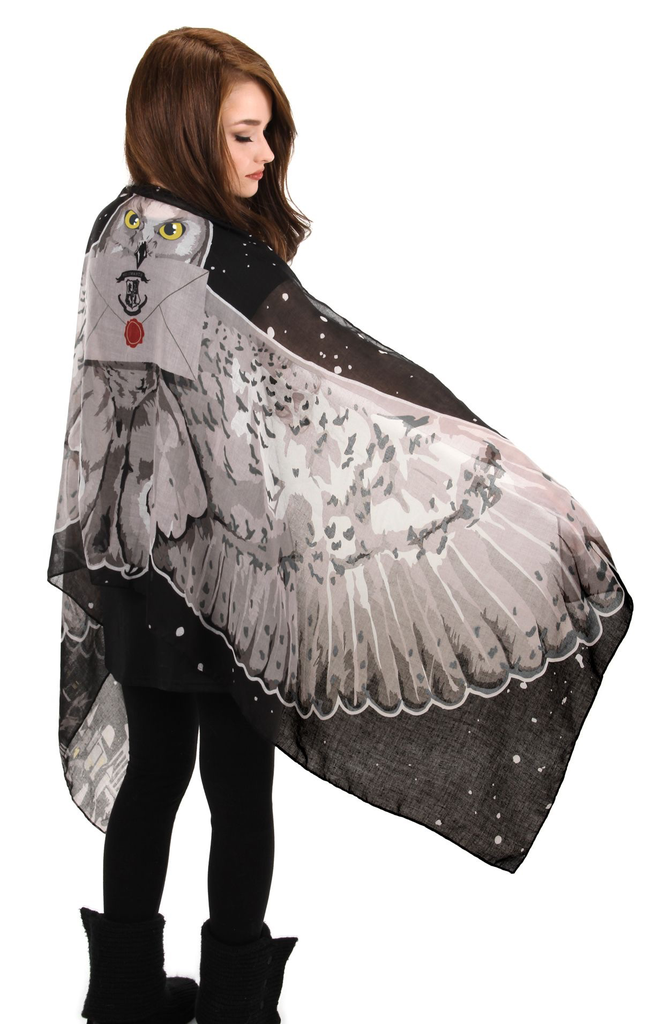 Australia Harry Potter - Hedwig Wing Scarf